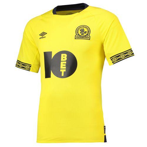 Blackburn Rovers Away Shirt 2018-19