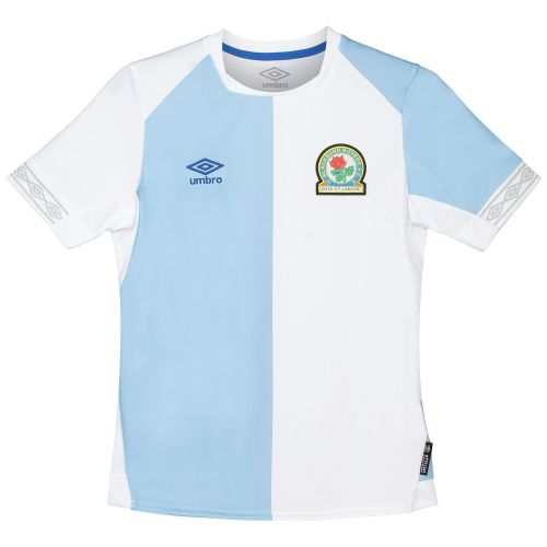 Blackburn Rovers Home Shirt 2018-19 - Kids