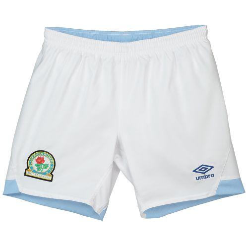 Blackburn Rovers Home Shorts 2018-19 - Kids