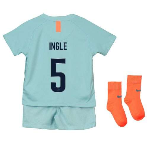 Chelsea Third Cup Stadium Kit 2018-19 - Infants with Ingle 5 printing
