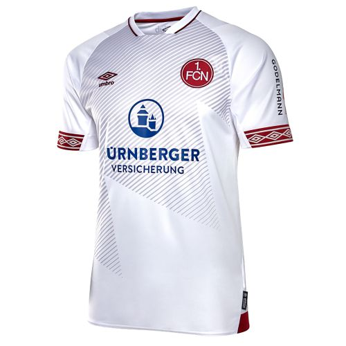 FC Nurnberg Away Shirt 2018-19