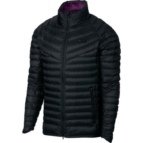 Manchester City Authentic Down Jacket - Black