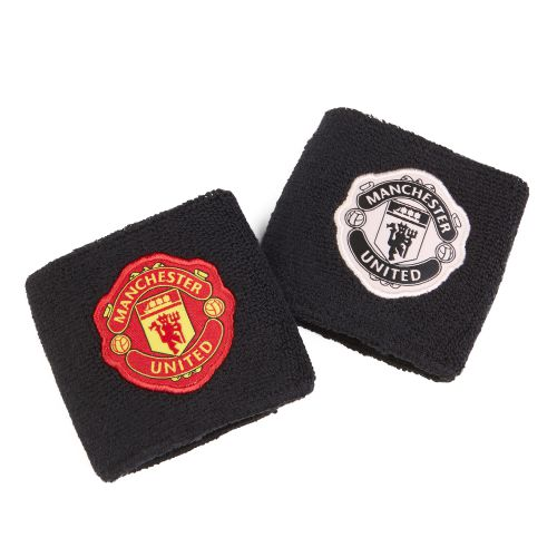 Manchester United Wristbands - Black