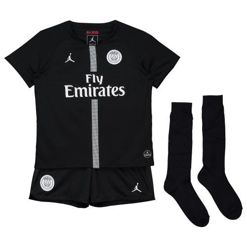 Paris Saint-Germain Third Home Stadium Kit 2018-19 - Little Kids