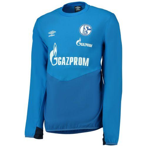 Schalke 04 Training Drill Top - Green