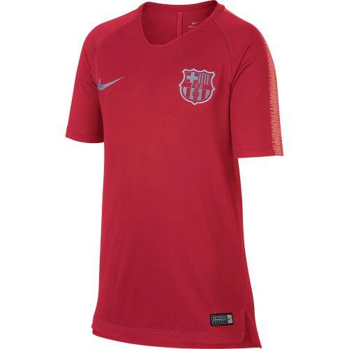 Barcelona Squad Training Top - Pink - Kids