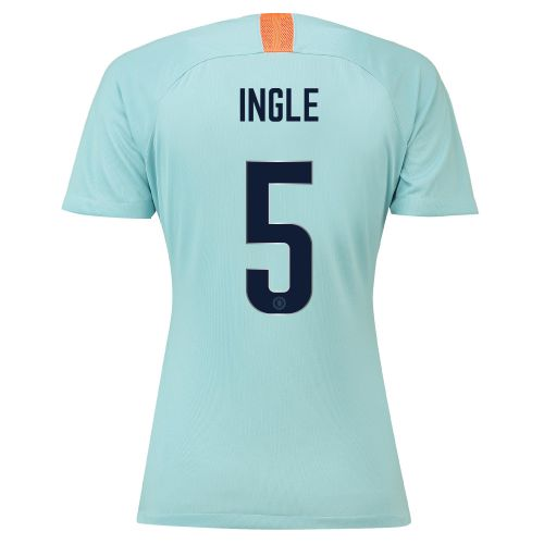 Chelsea Third Cup Stadium Shirt 2018-19 - Womens with Ingle 5 printing