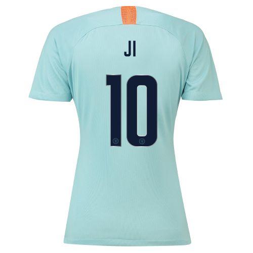 Chelsea Third Cup Stadium Shirt 2018-19 - Womens with Ji 10 printing
