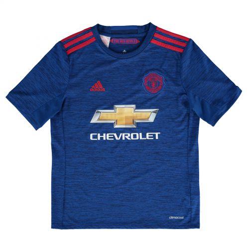 Manchester United Away Shirt 2016-17 - Kids