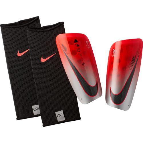 Nike CR7 Mercurial Lite Shinguards - Red