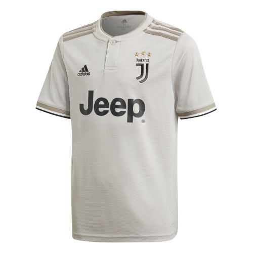 Juventus Away Shirt 2018-19 - Kids with Ronaldo 7 printing