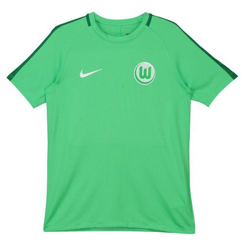 VfL Wolfsburg Training Top Green - Green - Kids