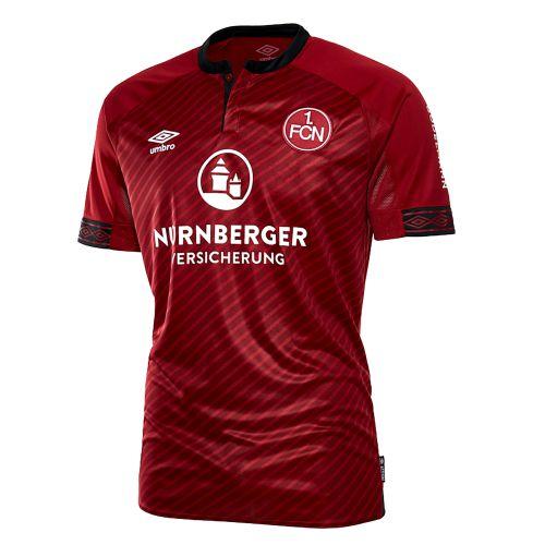 FC Nurnberg Home Shirt 2018-19