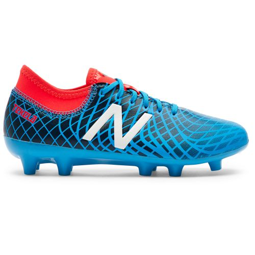 New Balance Tekela 1.0 Magique Firm Ground Football Boots - Blue - Kids