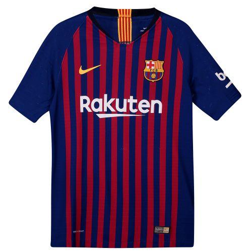 Barcelona Home Vapor Match Shirt 2018-19 - Kids with Rakitic 4 printing