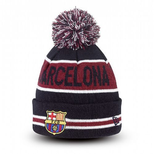Зимна шапка New Era Barcelona Knit