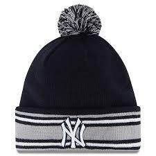 Зимна шапка New Era Sport Knit New York Yankees