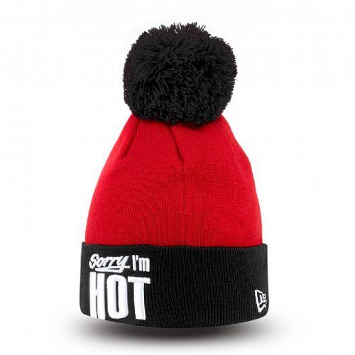 Зимна шапка New Era Sorry Im Hot
