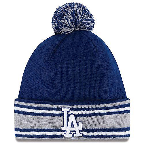 Зимна шапка New Era Sport Knit Los Angeles Dodgers