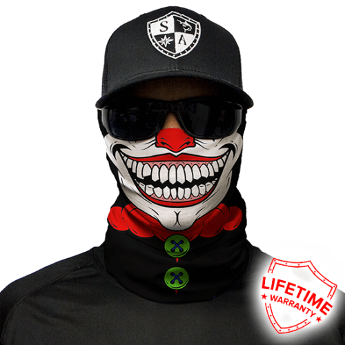Предпазна маска - The Clown