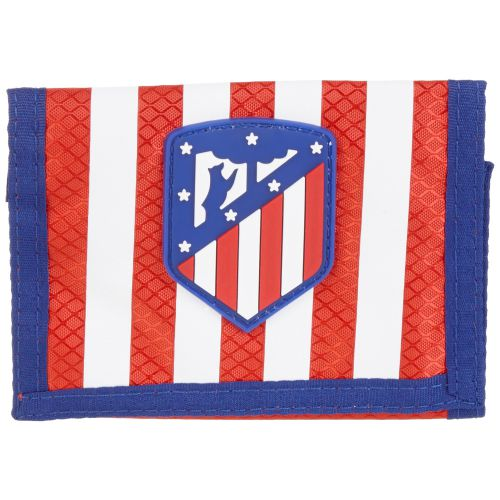 Atlético de Madrid Crest Wallet - 125 x 95mm