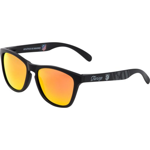 Atlético de Madrid Vintage Sunglasses - Black-Gold - Adults