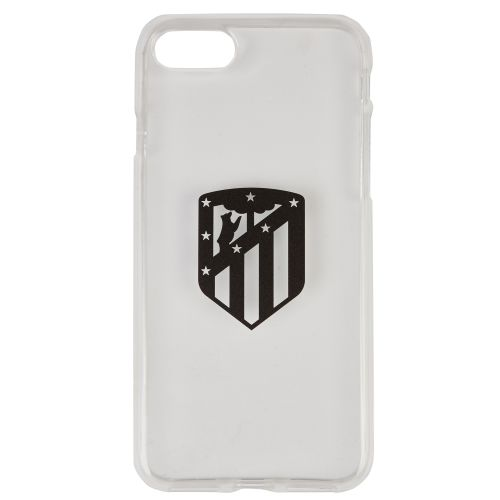 Atlético de Madrid iPhone 7/8 Crest Phone Case - Transparent