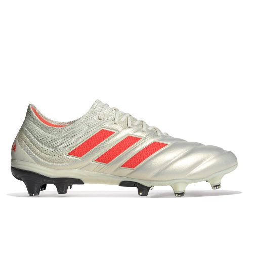 adidas Copa 19.1 Firm Ground Football Boots - White