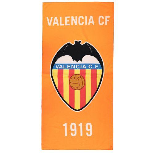 Valencia CF Crest Towel - 180 x 90cm