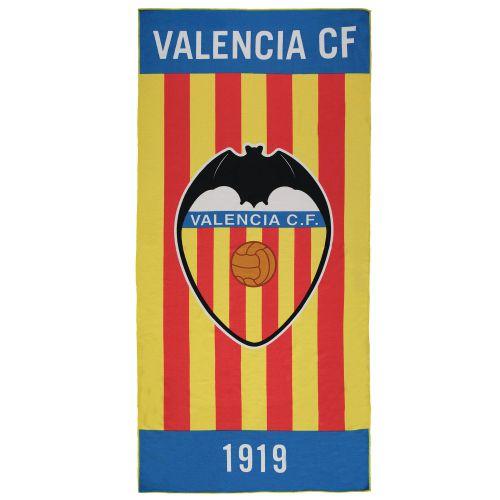 Valencia CF Senyera Beach Towel - 180 x 90cm