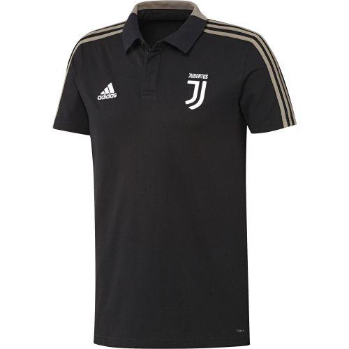 Juventus Training Polo - Black