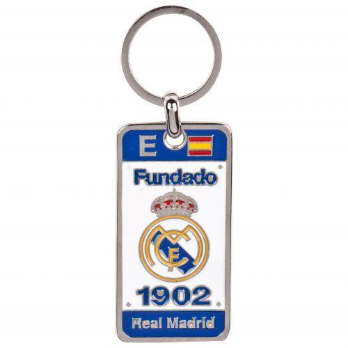 Real Madrid Established Keyring