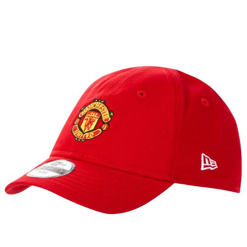 Manchester United New Era 9FORTY Cap - Red - Infant