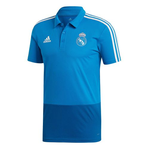 Real Madrid Training Polo - Blue
