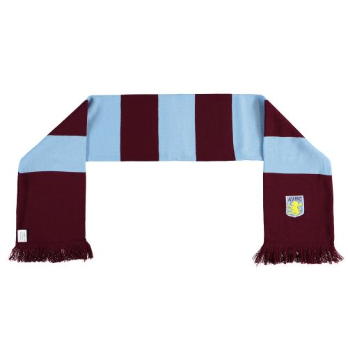 Aston Villa Bar Scarf