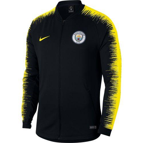 Manchester City Anthem Jacket - Black