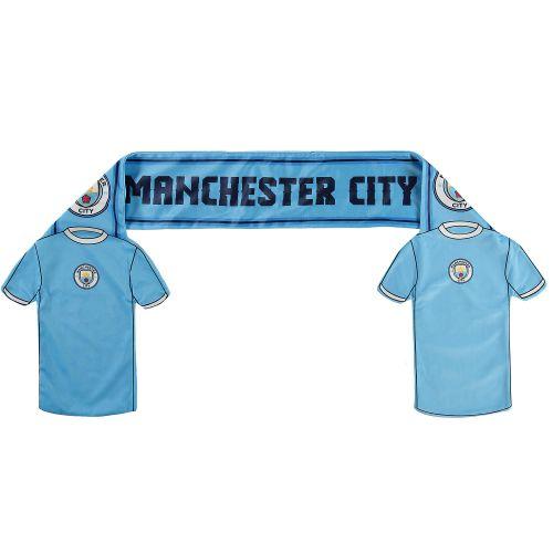 Manchester City Shirt Scarf - Adult