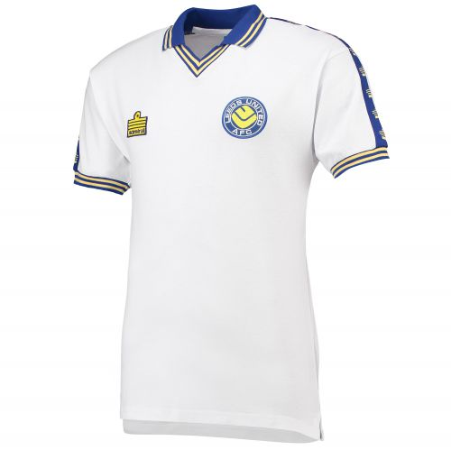 Leeds United 1978 Admiral shirt
