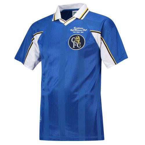 Chelsea 1998 ECWC Final shirt