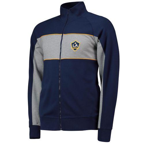 LA Galaxy Cut And Sew Track Jacket - Navy - Mens