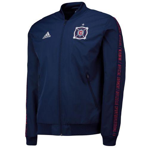 Chicago Fire Anthem Jacket - Navy