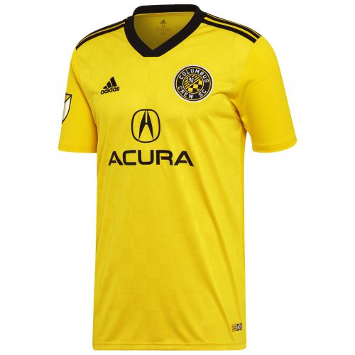 Columbus Crew Primary Shirt 2019 - Kids