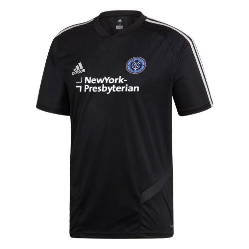 New York City FC Training Shirt 2019 - Black