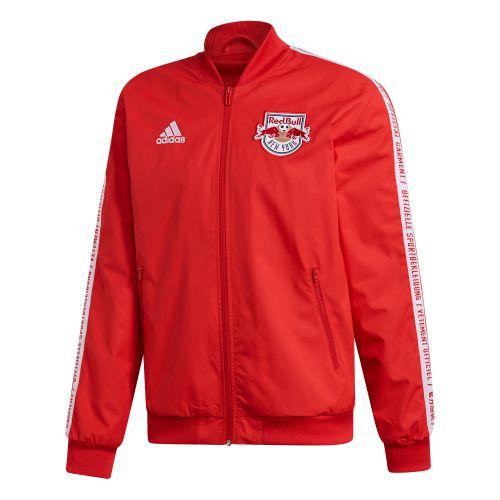 New York Red Bulls Anthem Jacket - Red