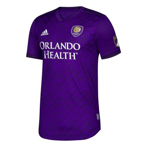 Orlando City SC Primary Authentic Shirt 2019