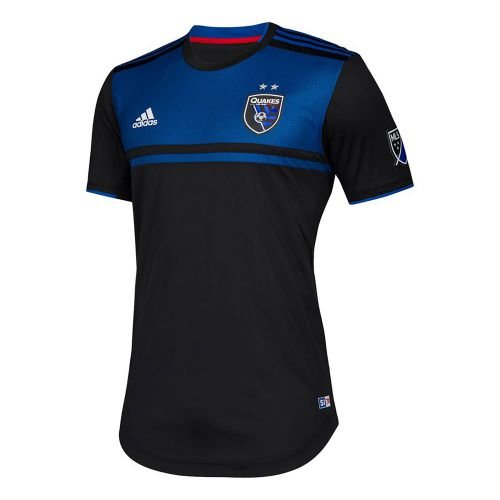 San Jose Earthquakes Primary Authentic Shirt 2019