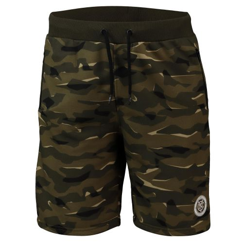 New York City FC Camo Sweat Short - Khaki - Mens