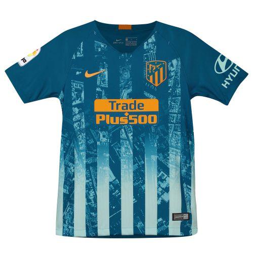 Atlético de Madrid Third La Liga Stadium Shirt 2018-19 - Kids with N. Pérez 18 printing