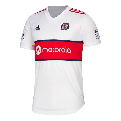 Chicago Fire Secondary Authentic Shirt 2019