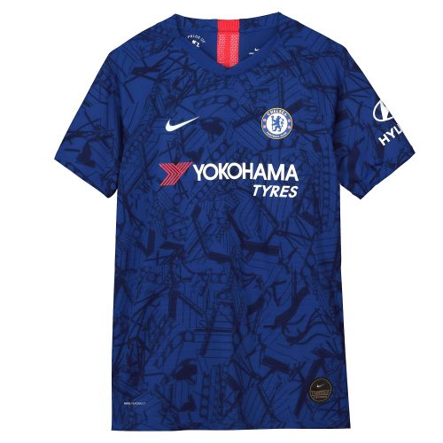 Chelsea Home Vapor Match Shirt 2019-20 - Kids with Ampadu 44 printing